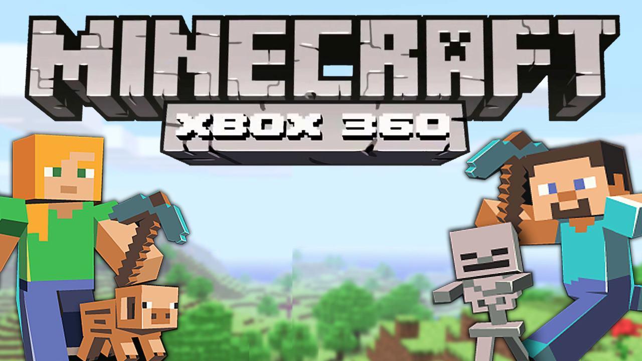 Baixar Minecraft para Xbox 360