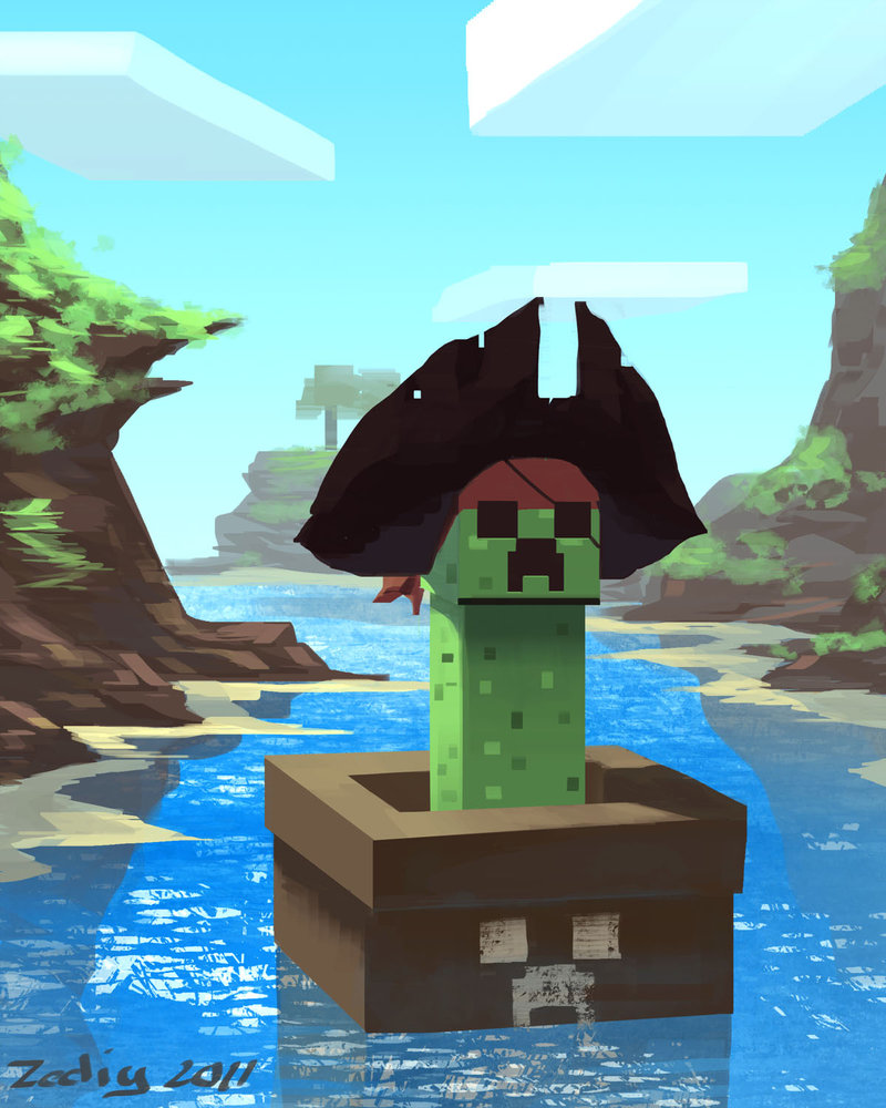 Baixar Minecraft Pirata