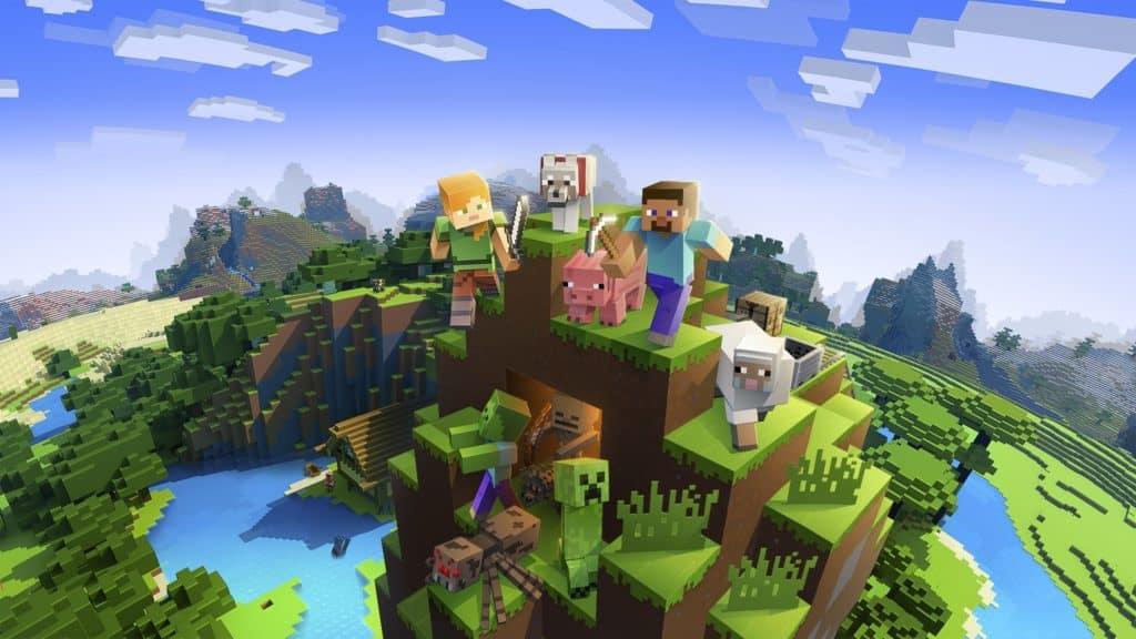 Baixar Minecraft PE para Android